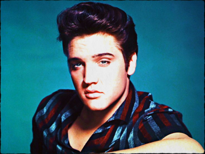 elvis presley unchained melody