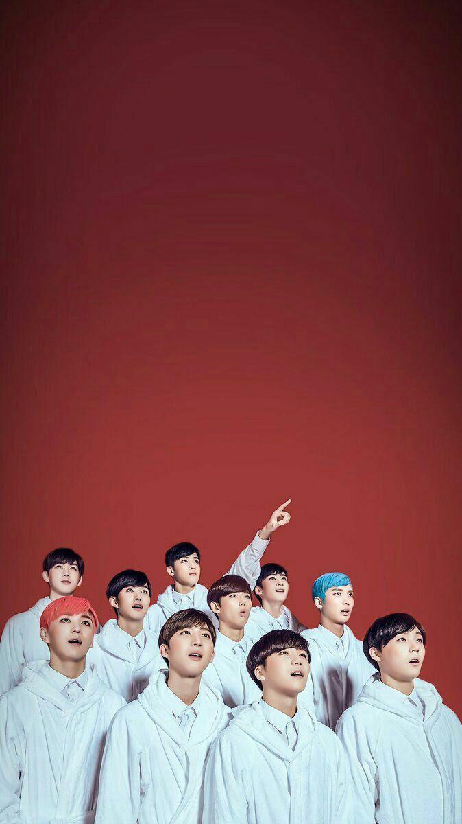 TEN TASTIC PENTAGON Kpop Wallpaper Can you feel it Kpop 674x1200
