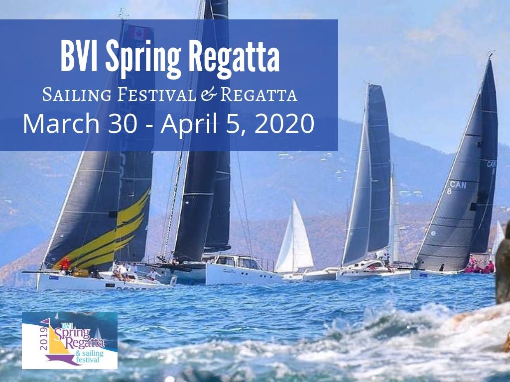 2020 BVI Spring Regatta Sailing Festival   Private Charter Pogo 1024x768