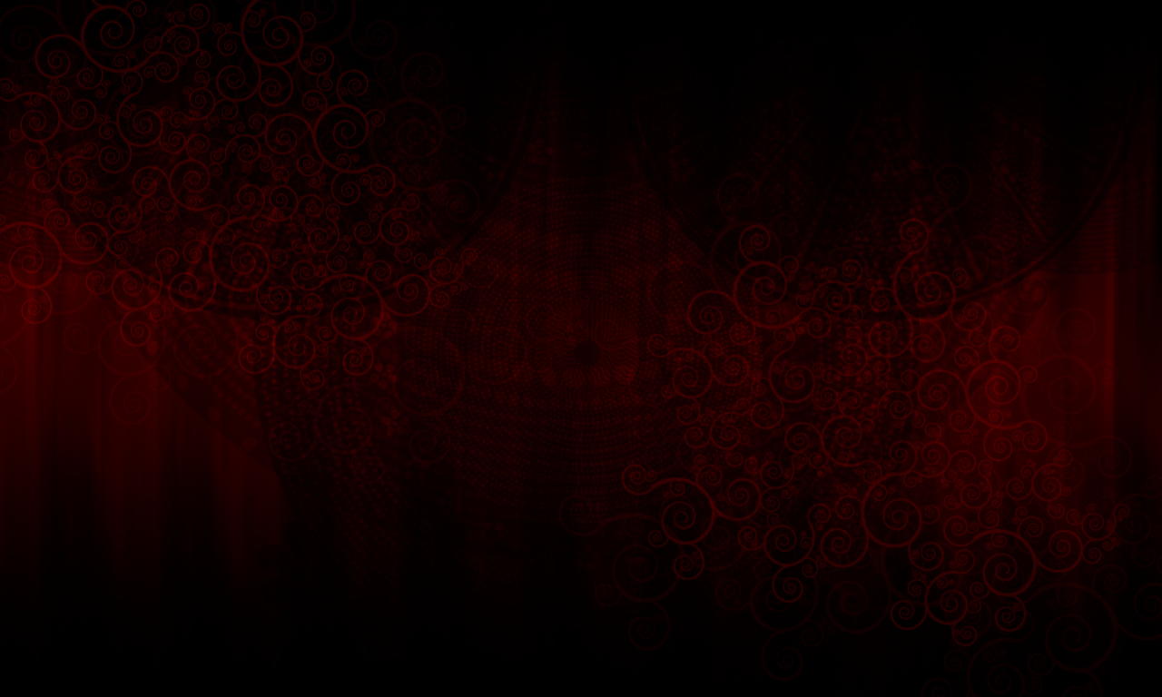 Wallpapers red black 1280x768