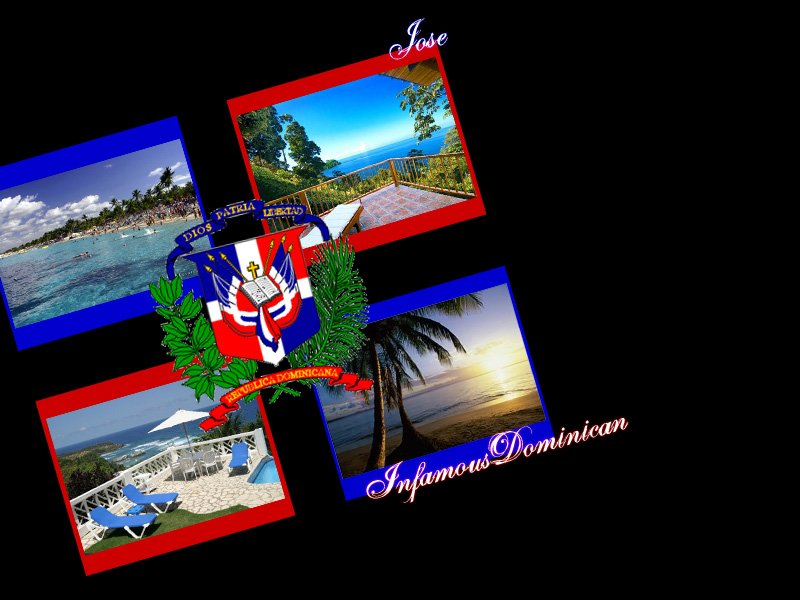 Dominican Republic Wallpaper By InfamousDominican 800x600