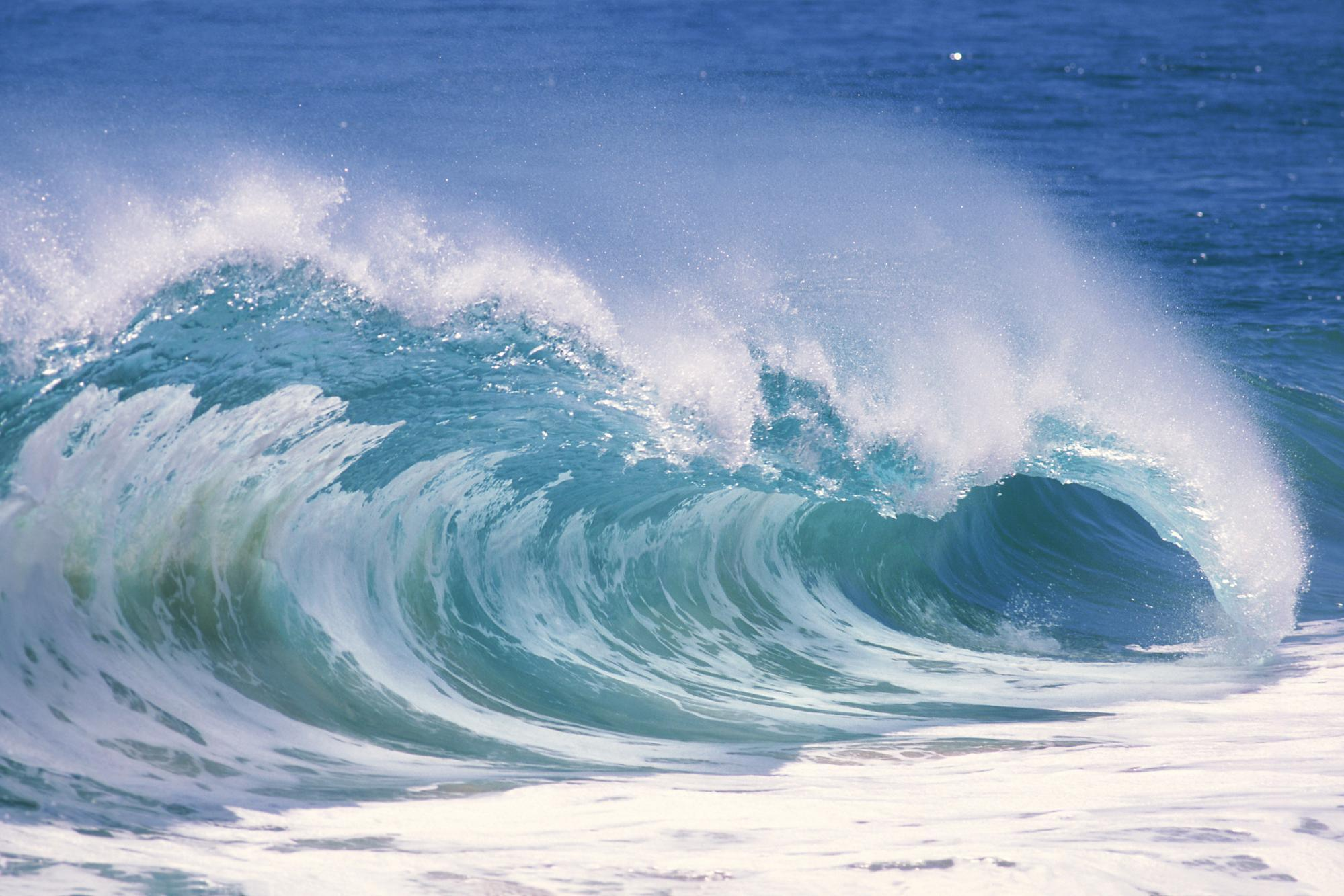 under the ocean wallpapers category of hd wallpapers ocean wave 1999x1333
