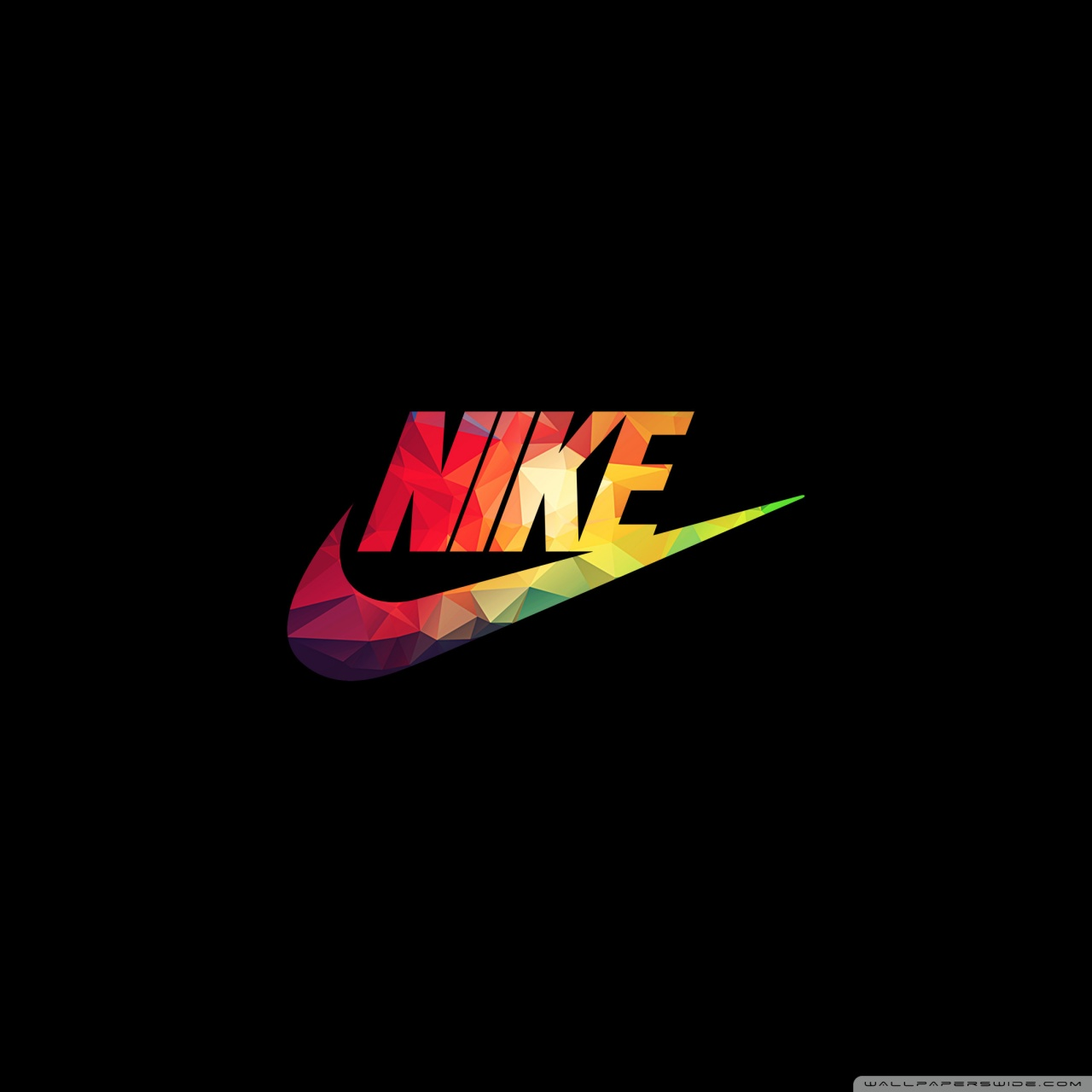 Nike Galaxy Wallpaper 1280x1280