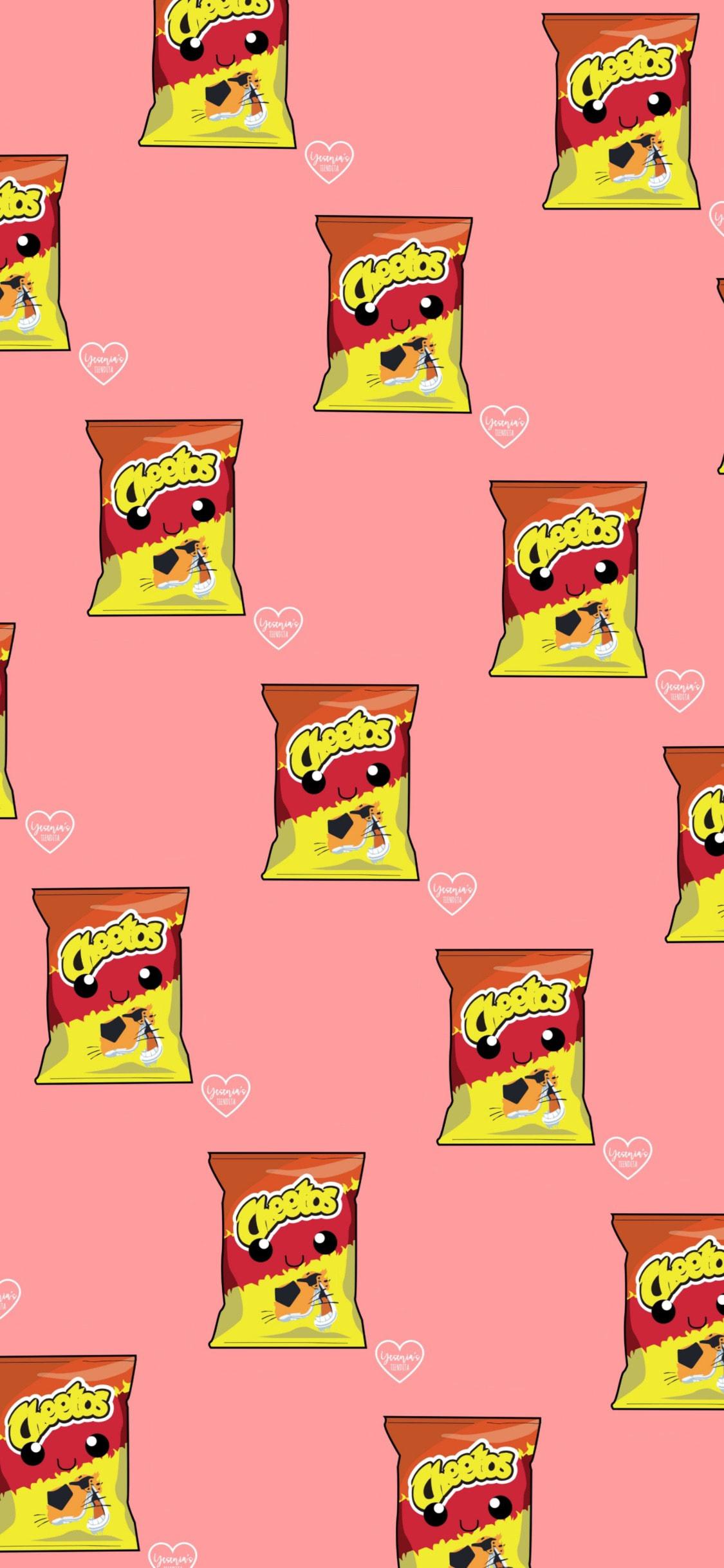 Hot Cheetos Wallpaper 1125x2436