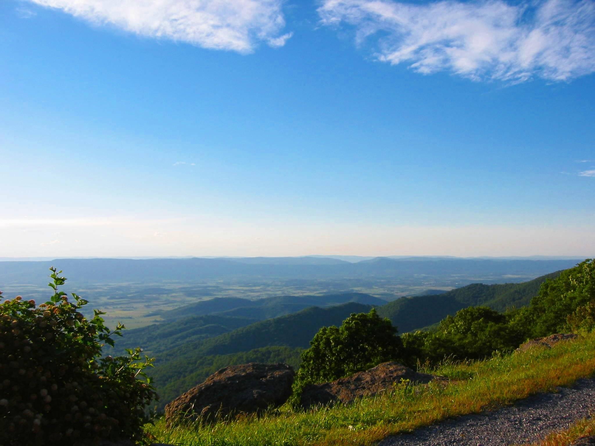 appalachian blue ridge mountains wallpaper - photo #13