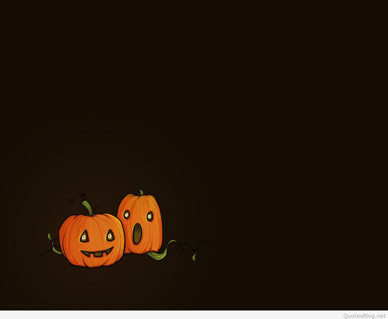 Cute Halloween Wallpaper Iphone   Halloween Pumpkins Hd 1280x1052
