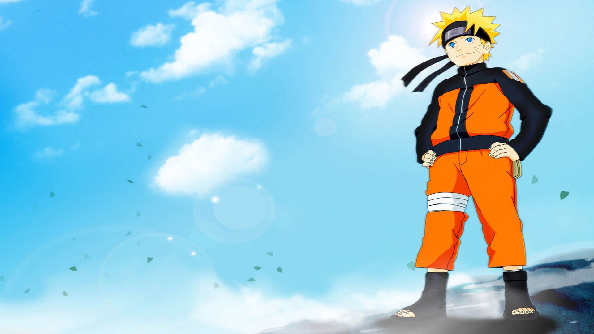 Naruto HD Wallpapers 1366x768 - WallpaperSafari