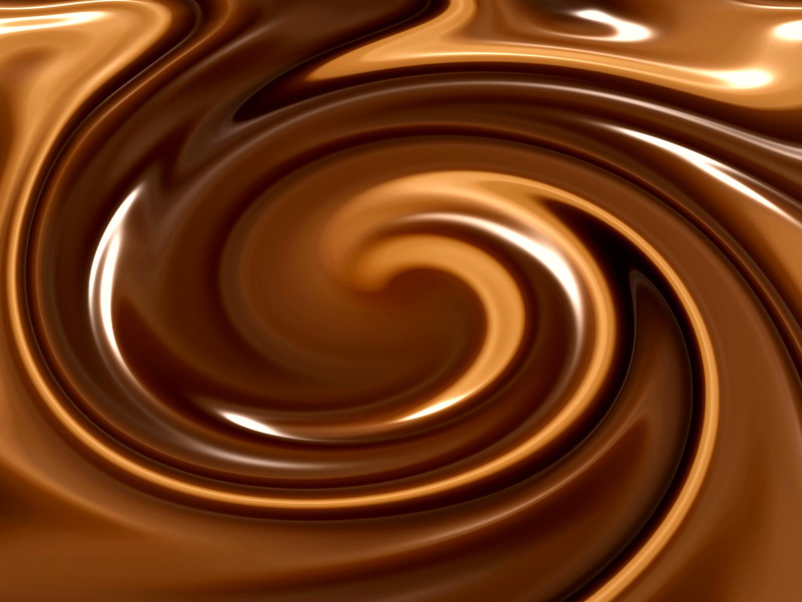 Chocolate Swirl wallpaper The Long Goodbye 1600x1200
