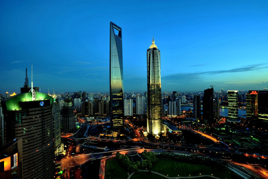 Shanghai World Financial Center Wallpapers Just Good Vibe 1024x682