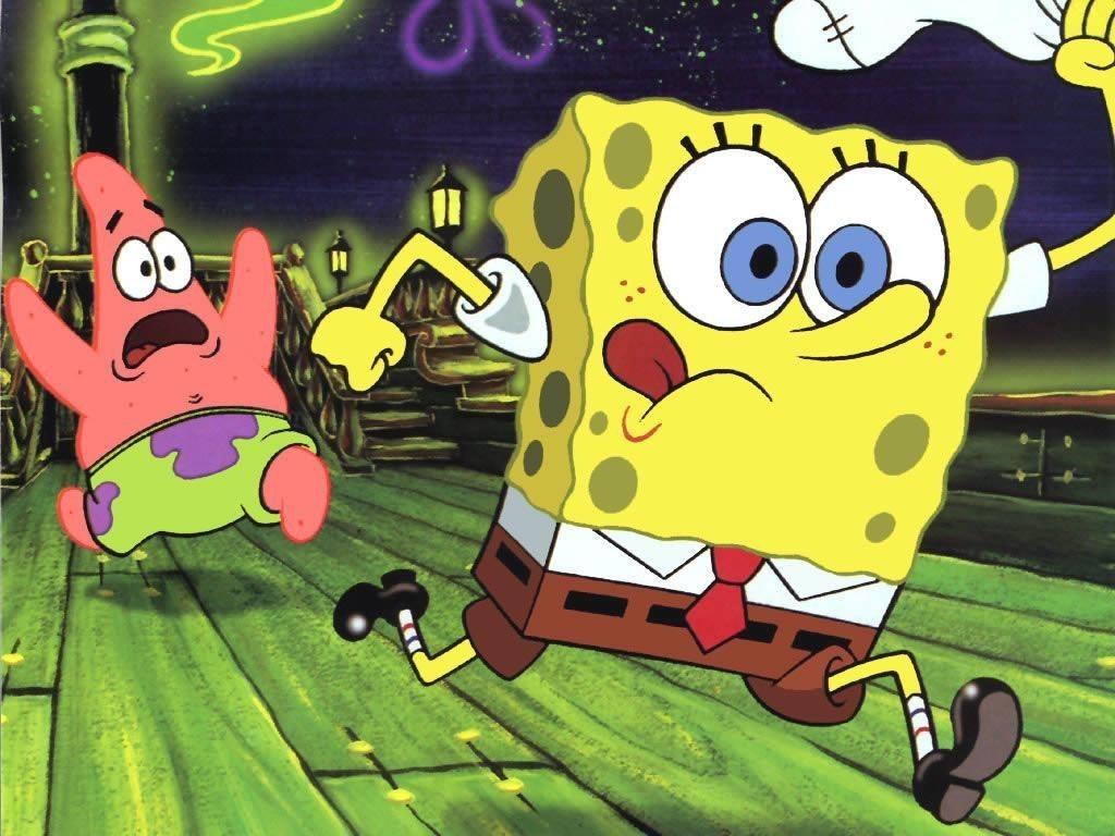 Spongebob Squarepants Wallpapers Wallpaper Pictures 1024x768
