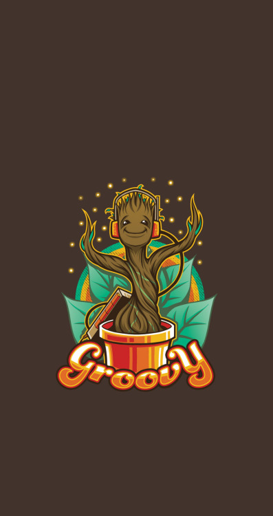 Baby Groot Wallpaper Wallpapersafari