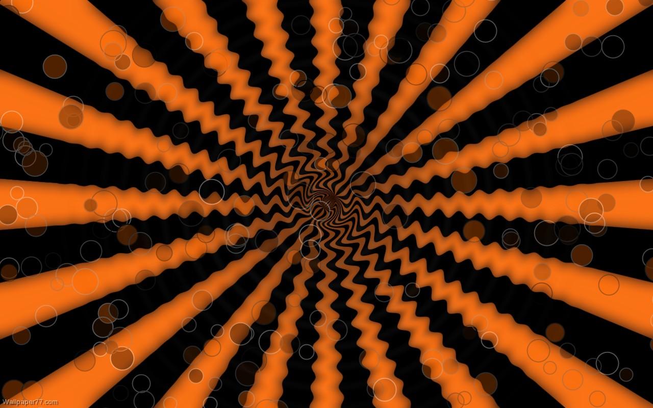 halloween orange and black wallpaper - photo #29