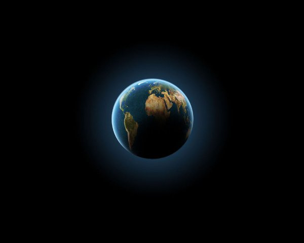 Cool Globe Wallpaper by petgrill 600x480