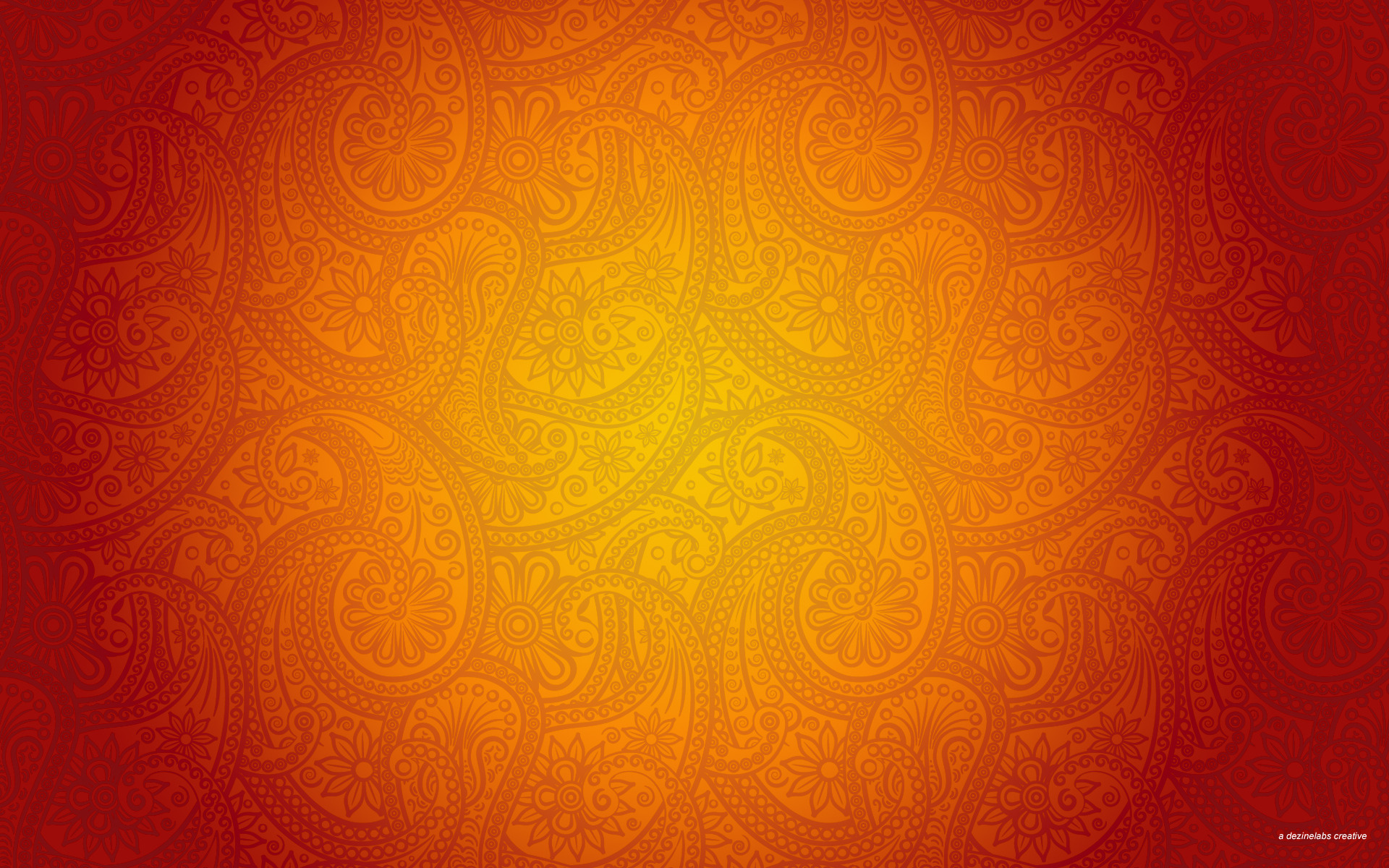 Pictures orange pattern wallpapers pictures download 1920x1200