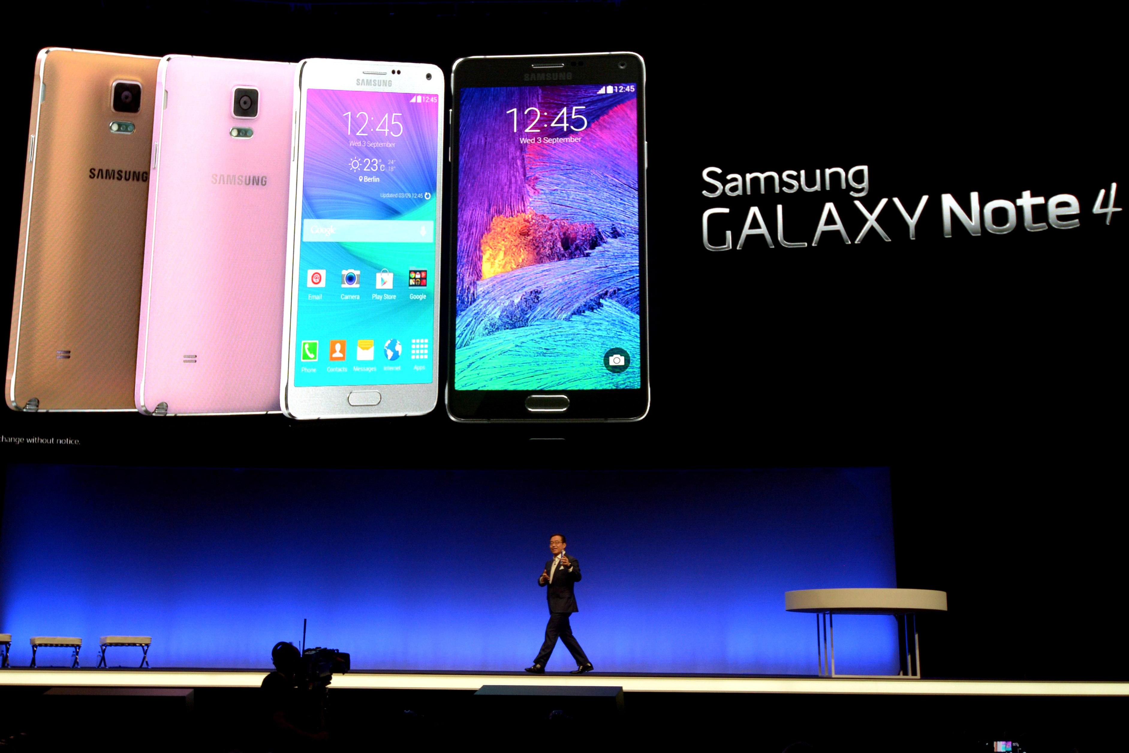 Galaxy Note 4 Wallpaper Hd Wallpapersafari