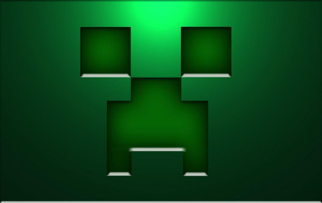 Creeper Minecraft Wallpapers 3D HD Wallpaper HD Wallpaper of 1080x682