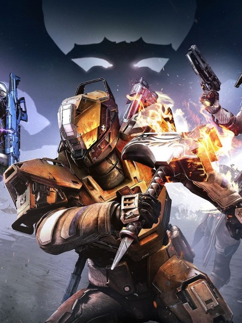Destiny The Taken King Warlock Games HD Wallpapers 480x640