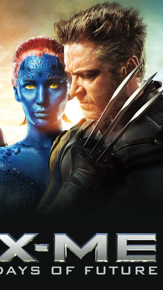 X Men Days of Future Past Wallpaper   iPhone Wallpapers 540x960