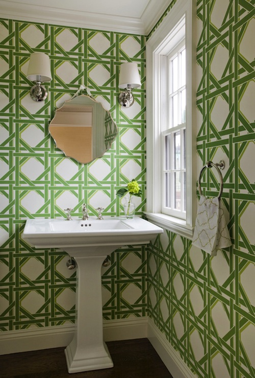 green garden lattice wallpaper green lattice wallpaper green garden 500x740