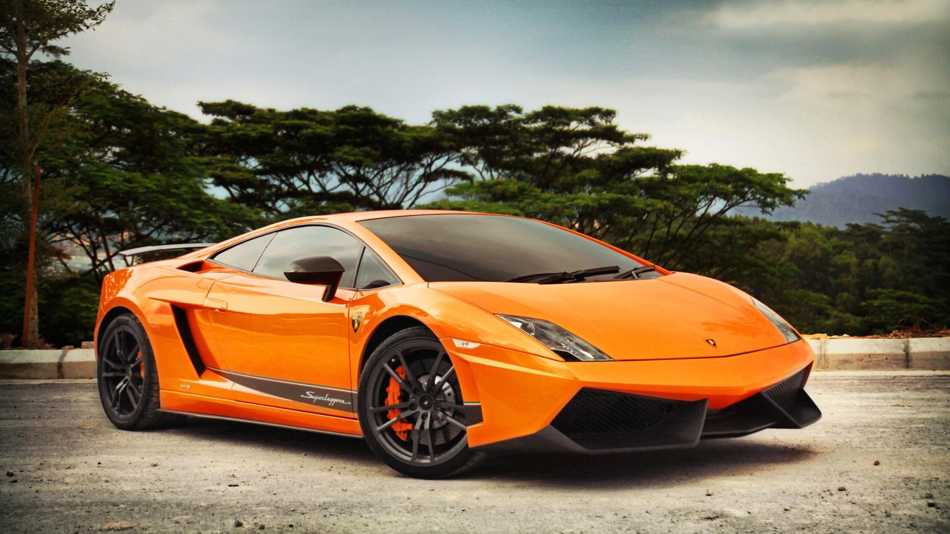 New Lamborghini Gallardo Sports Cars HD Wallpaper of Car 1920x1080