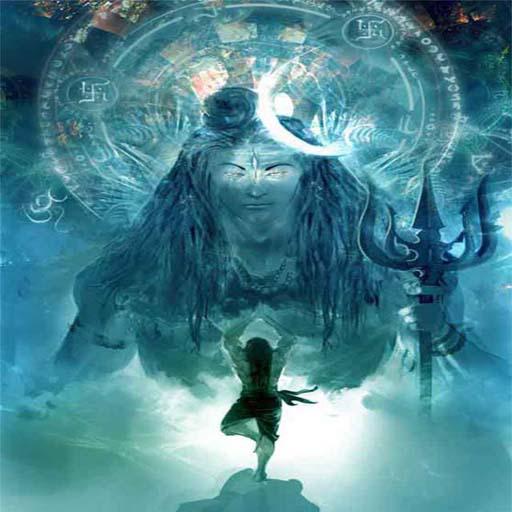 3D Shiva Wallpaper