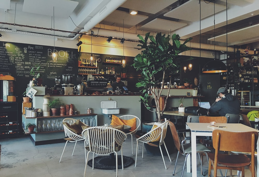 350 Best Cafe Pictures [HD] Download Images on Unsplash 1000x686