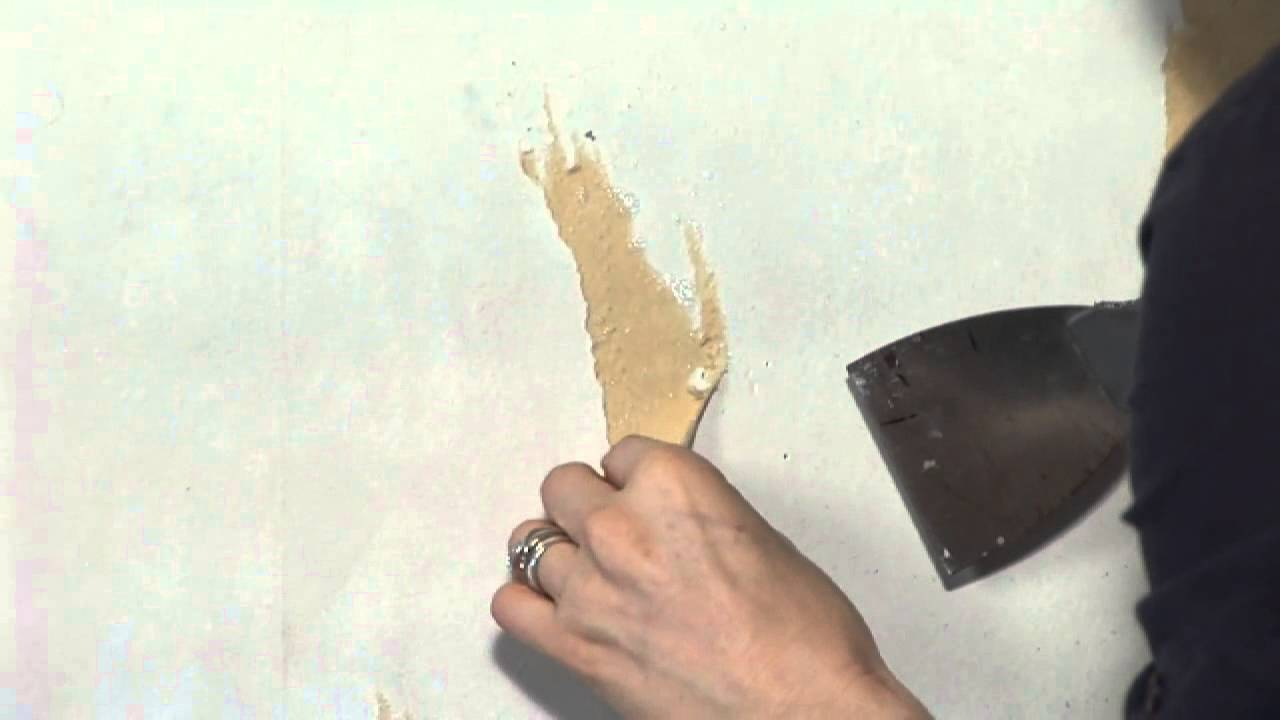 Simple Solution to Remove Wallpaper Paste in Older Homes 1280x720