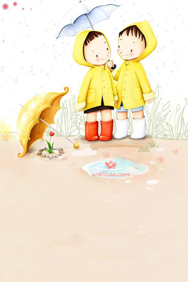 Korean Cute Wallpaper Iphone Wallpaper Hdco