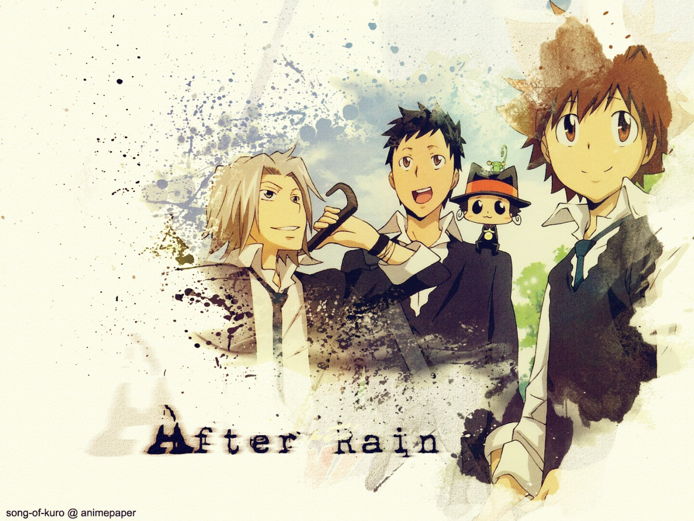 KHR Wallpapers   Katekyo Hitman Reborn Wallpaper 24814891 1400x1050