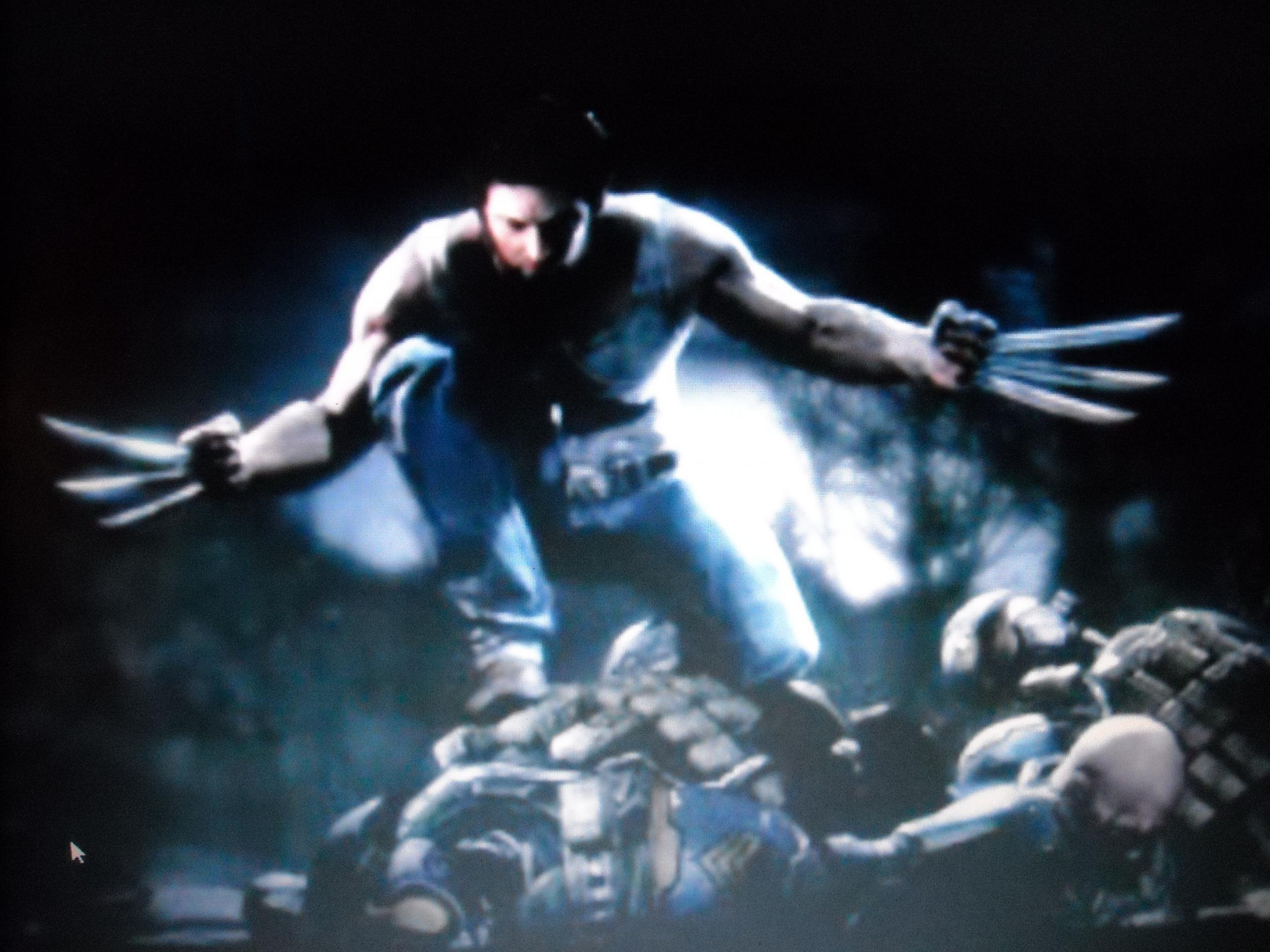 Games Wallpapers HD X Men Origins Wolverine Game 2560x1920