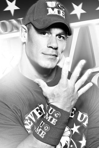 John Cena Wrestling WWE 333x500