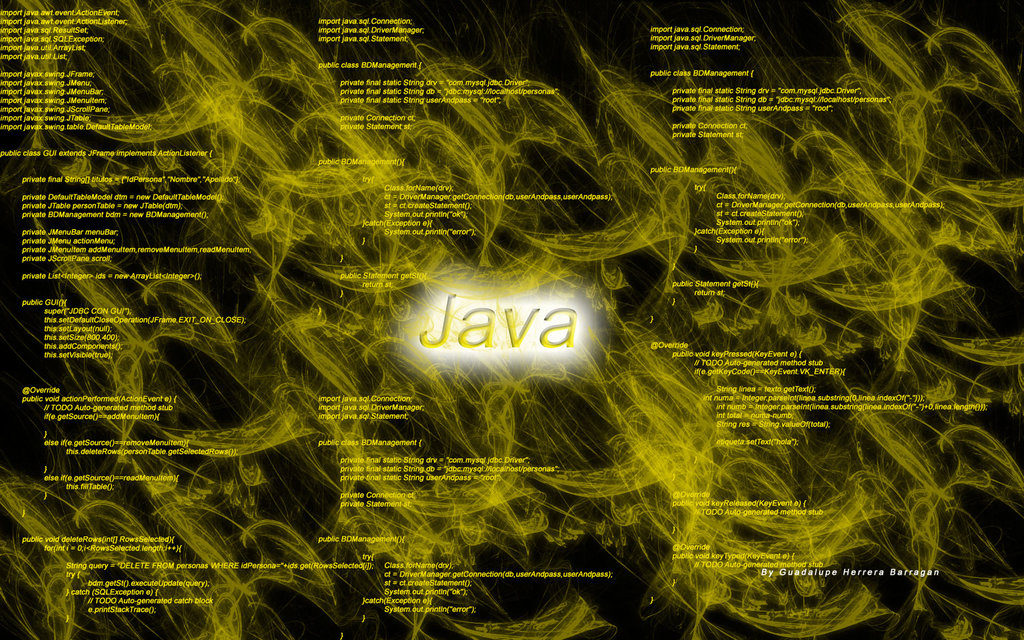 Wallpaper Java Programming by artgh 1024x640