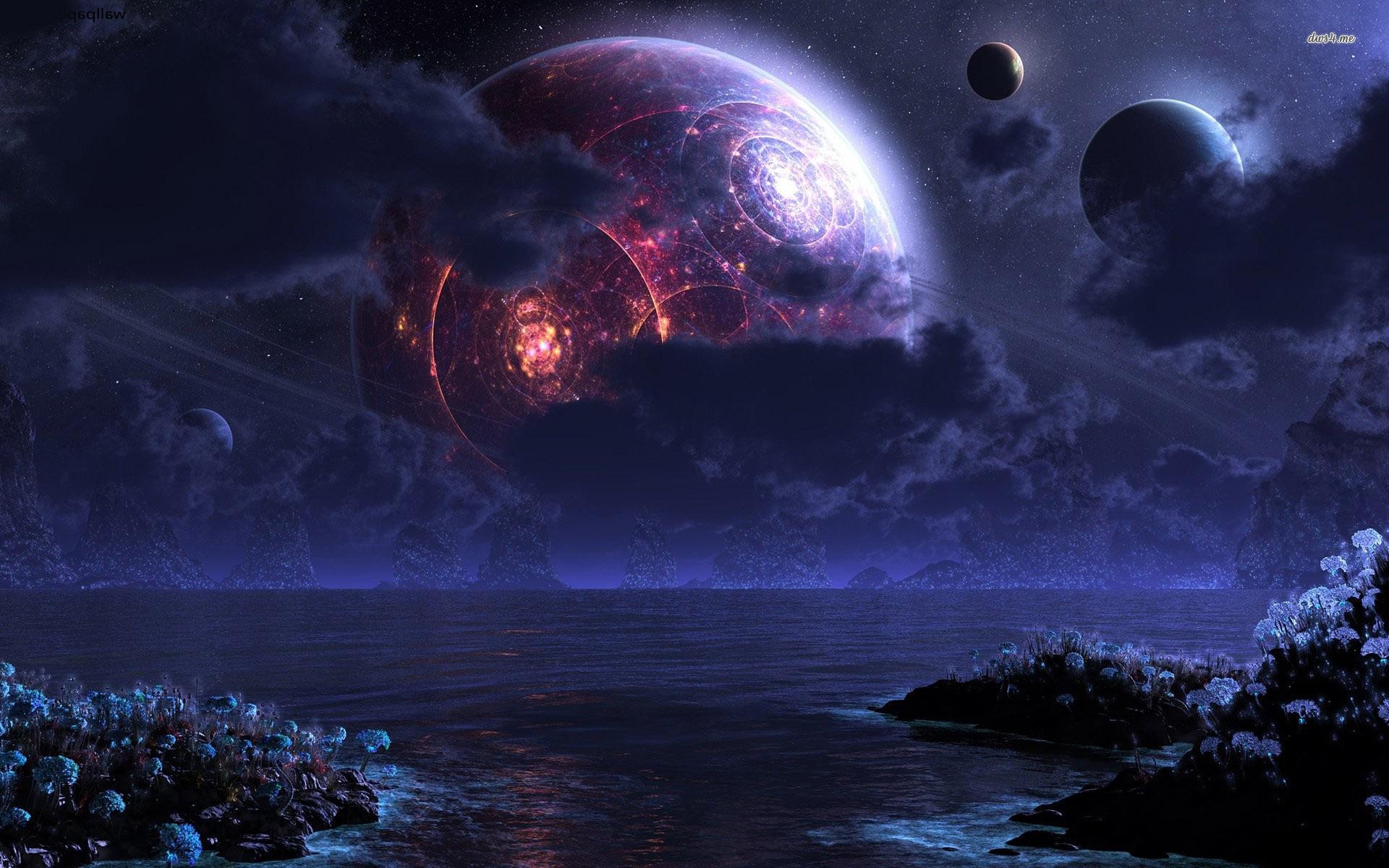 Strange planet wallpaper   Fantasy wallpapers   13854 1920x1200