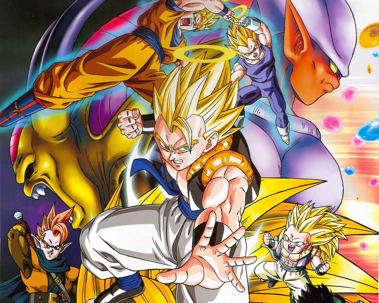 Dragon Ball Z De 1314 Hd Wallpapers in Cartoons Imagesci 1280x1024