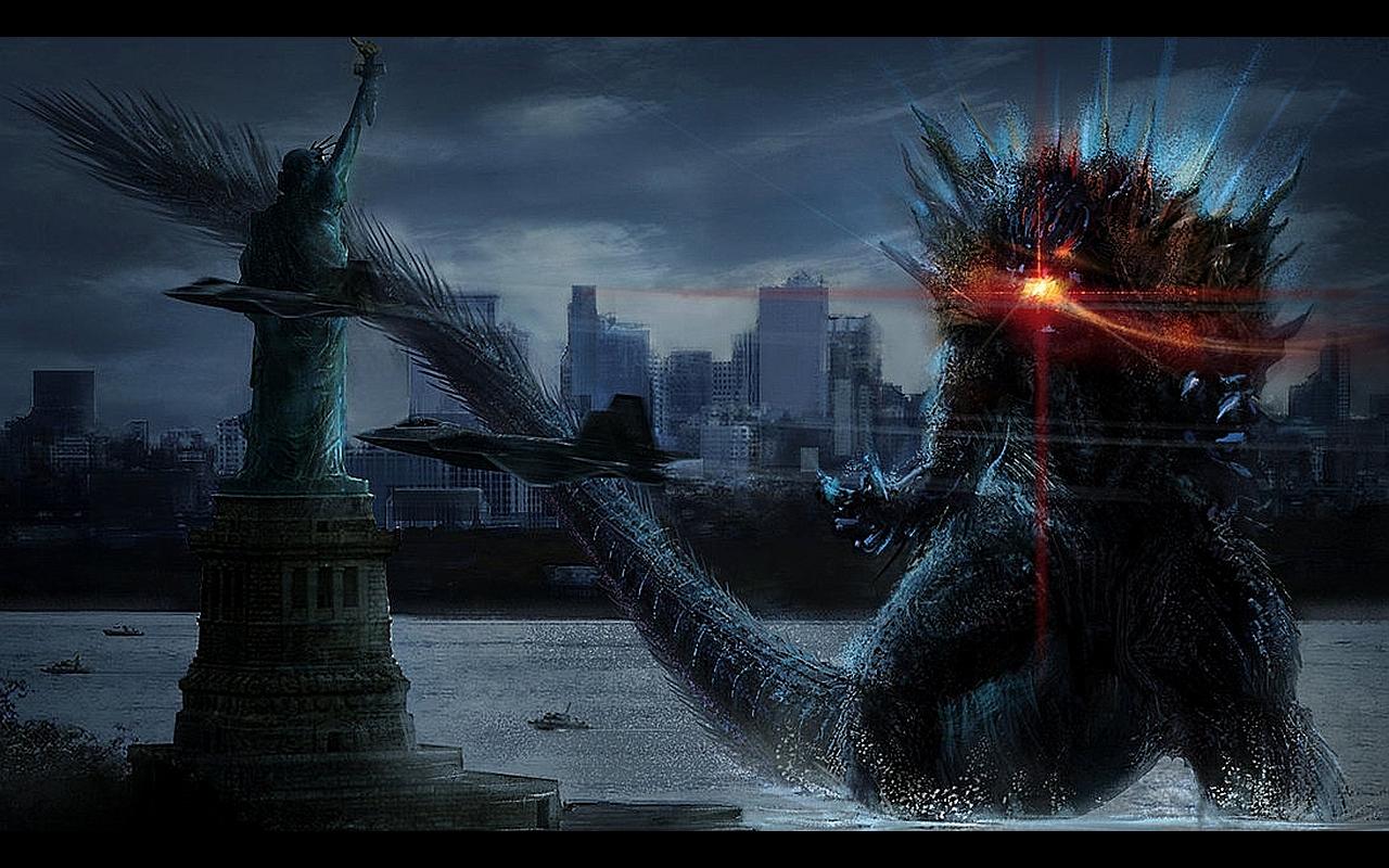 Godzilla 2014 HD Wallpapers Best Wallpapers FanDownload 1280x800