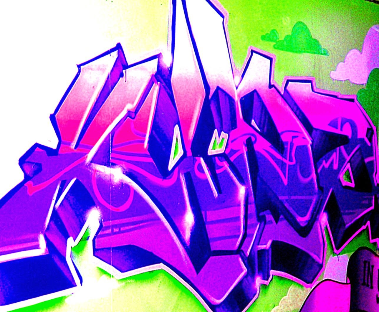 cool graffiti wallpaper wallpapersafari