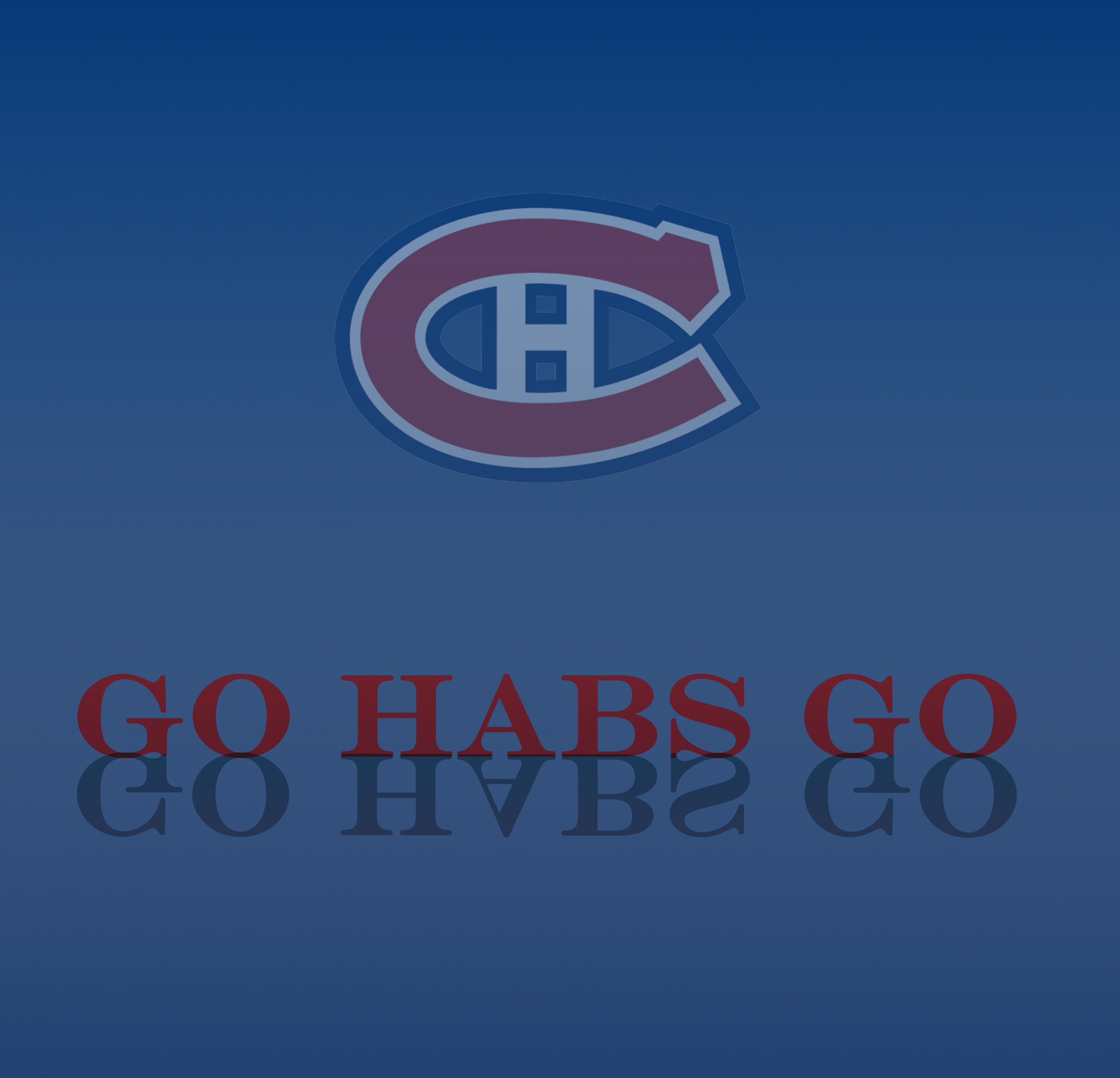 Go Habs Go Wallpaper by Levesque Phenomenal 1907x1834