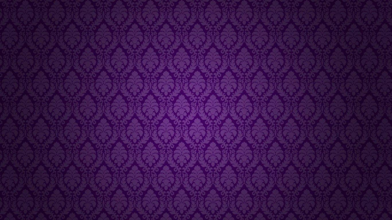 Purple Fur Wallpapers 1366x768