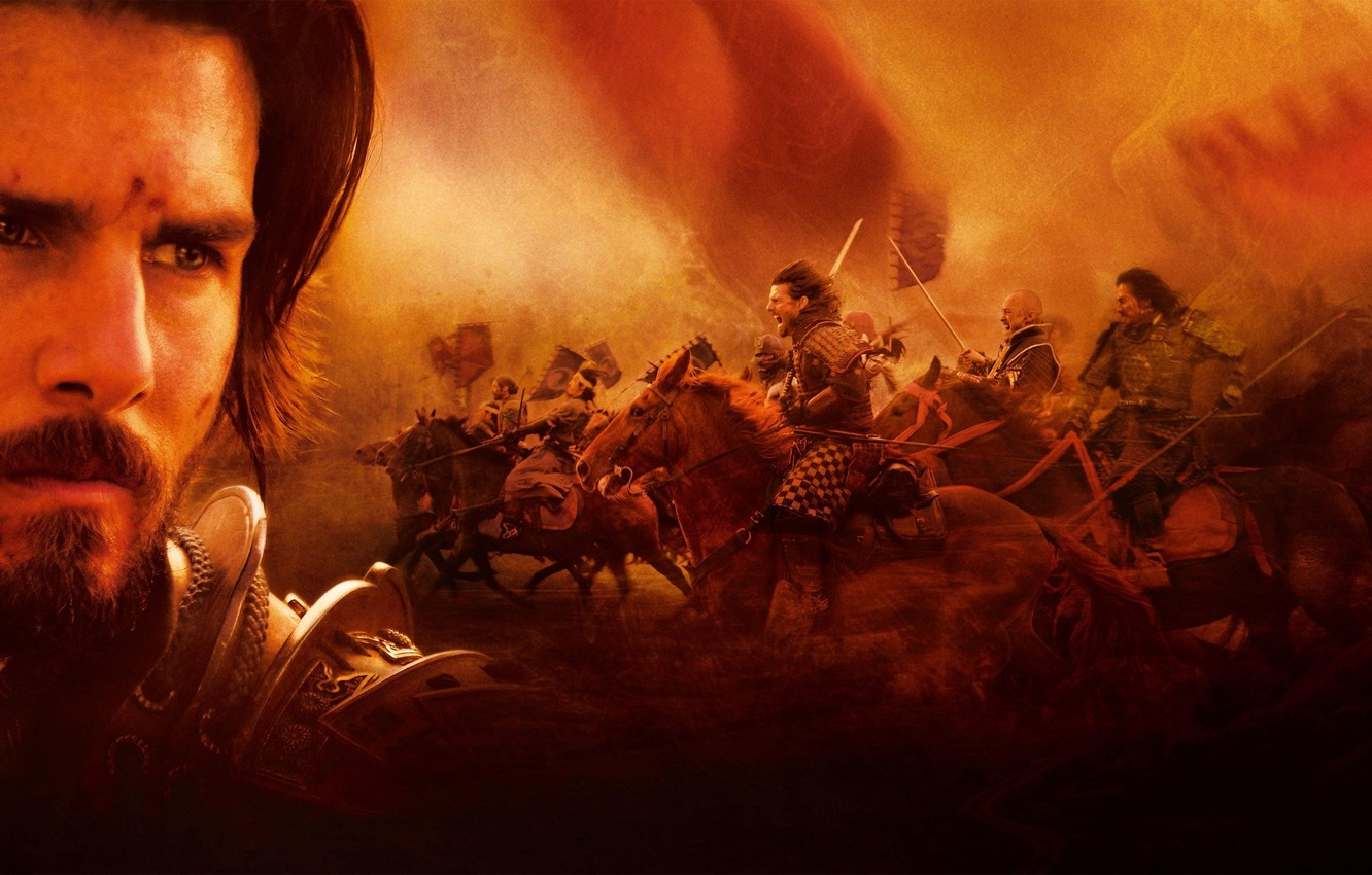 Wallpaper Tom Cruise Samurai Tom Cruise Film The Last Samurai 1332x850