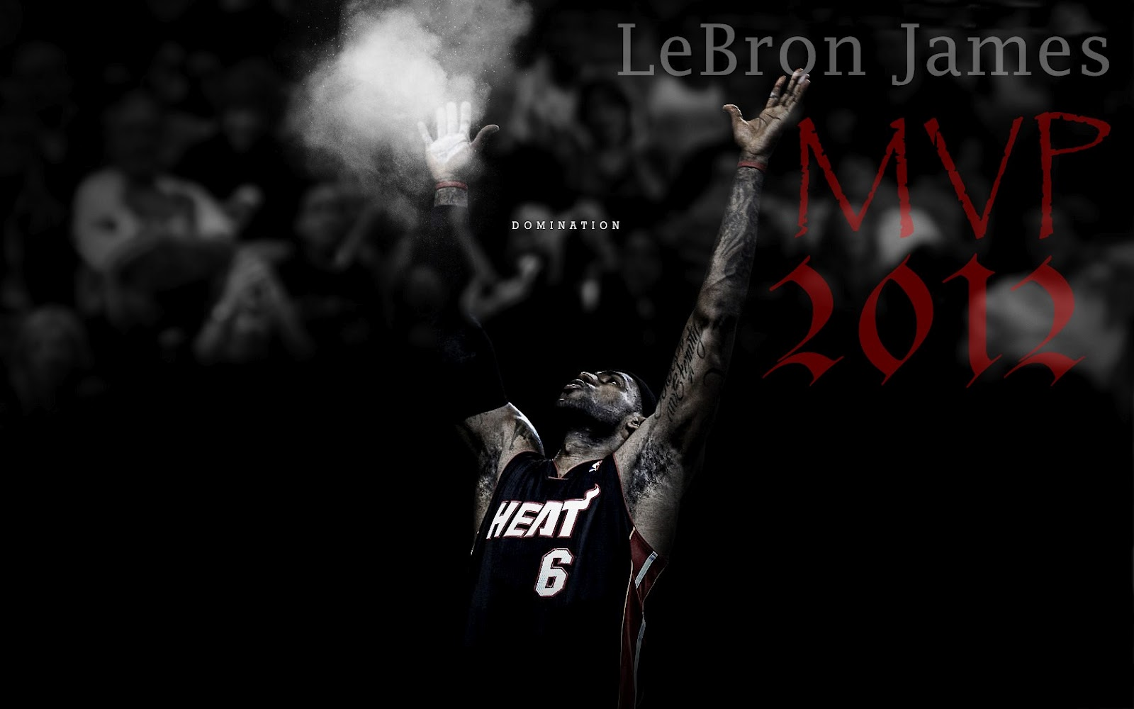 Its All About Basketball Lebron James New HD Wallpapers 2012 1600x1000