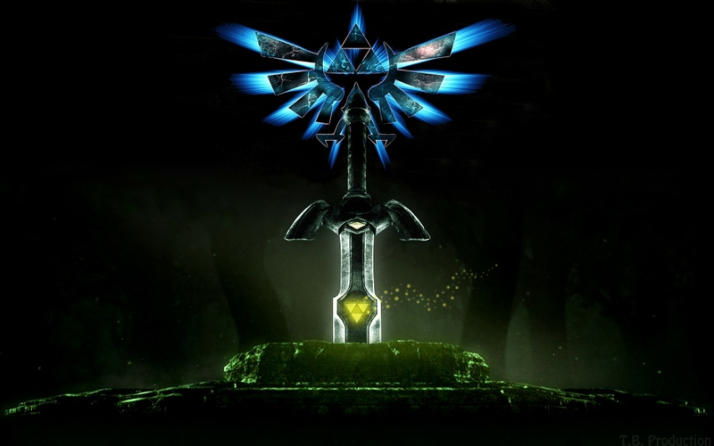 Triforce The Legend Of Zelda Wallpaper Background HD Walls Find 800x500