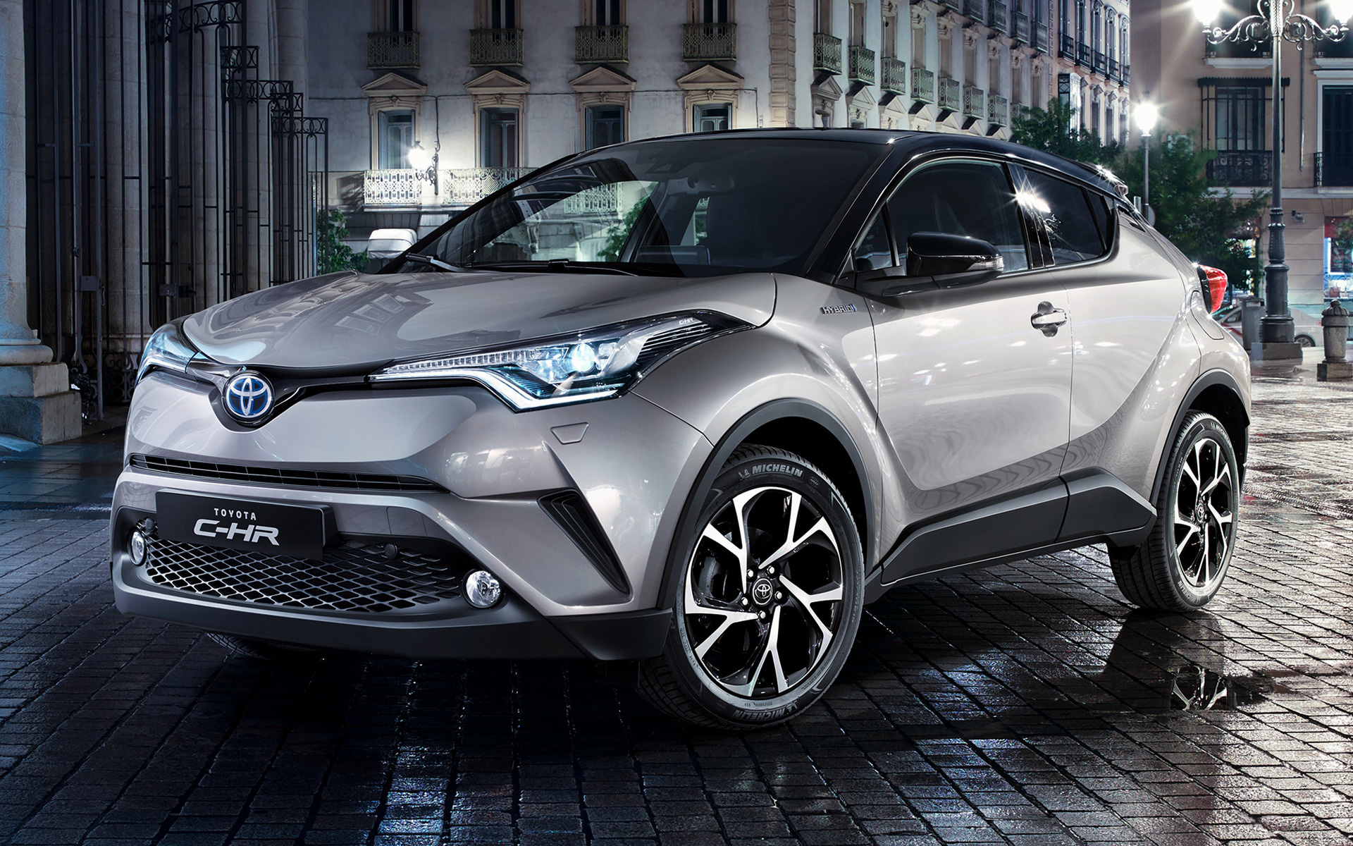 2016 Toyota C HR Hybrid   Wallpapers and HD Images Car Pixel 1920x1200