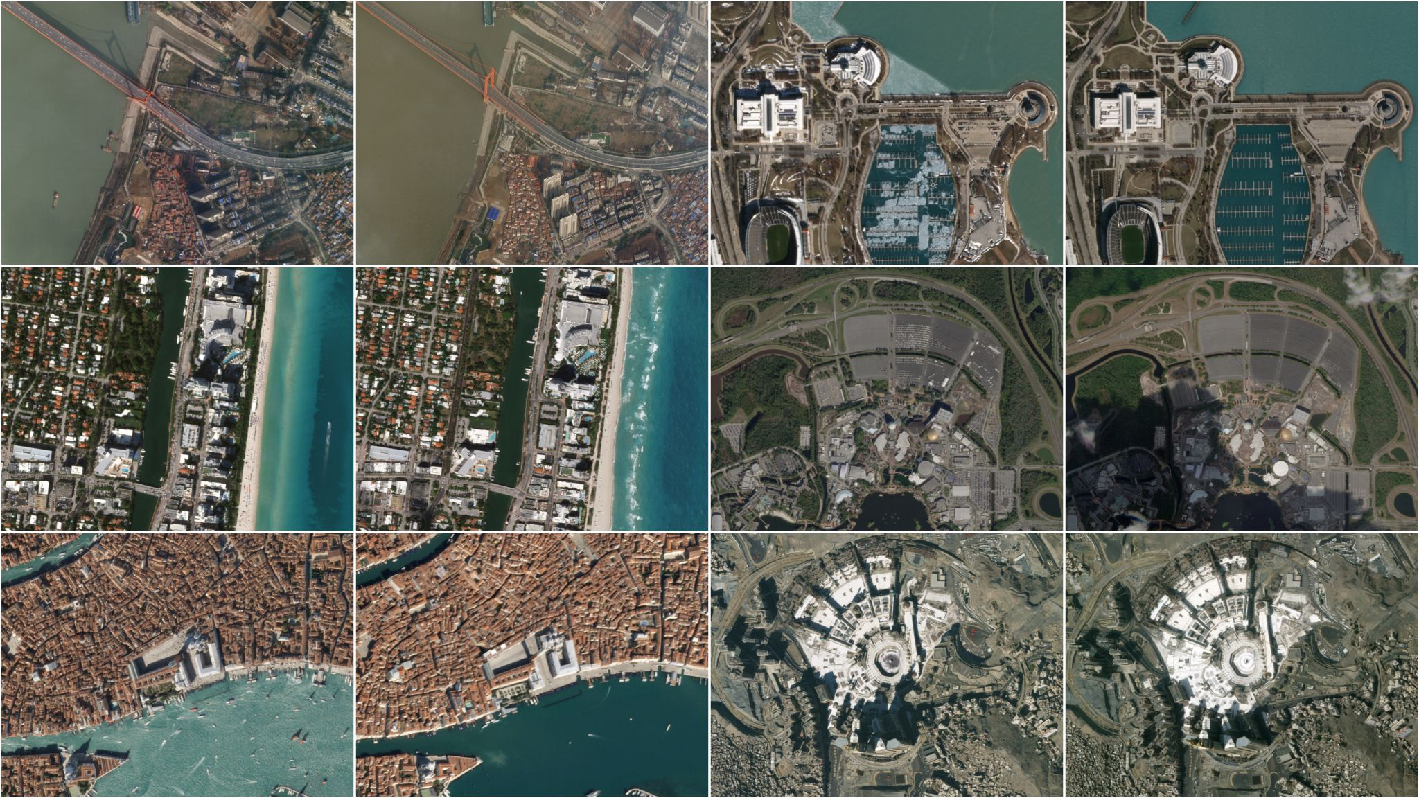 Flipboard Incredible satellite images show social distancing from 2048x1152
