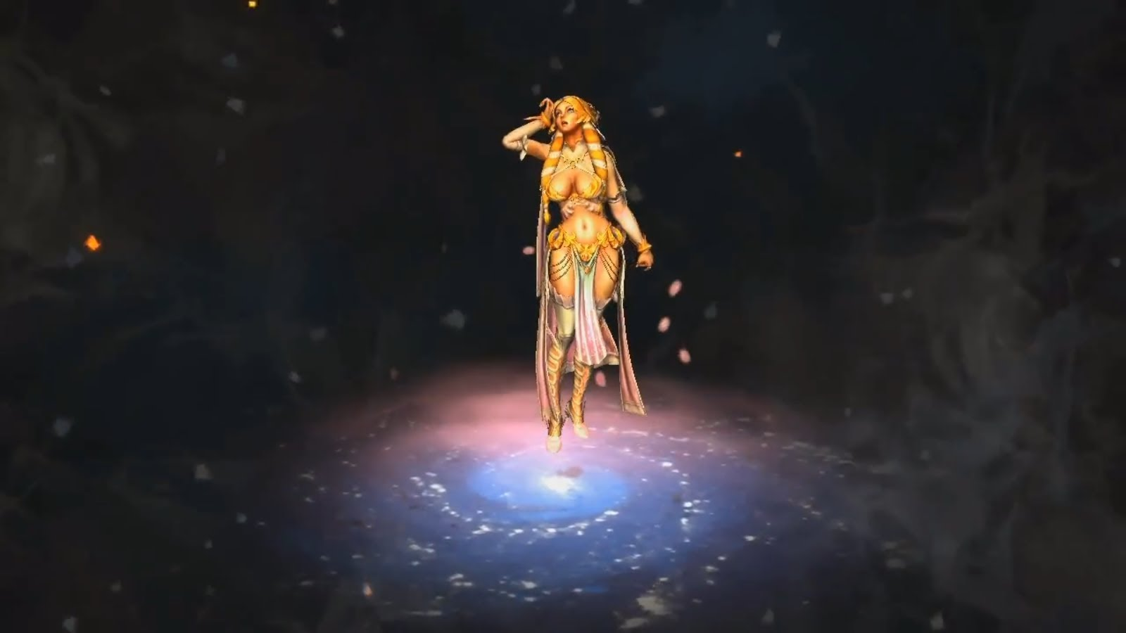 SMITE God Reveal   Aphrodite Goddess of Beauty 1080p HD 1600x900