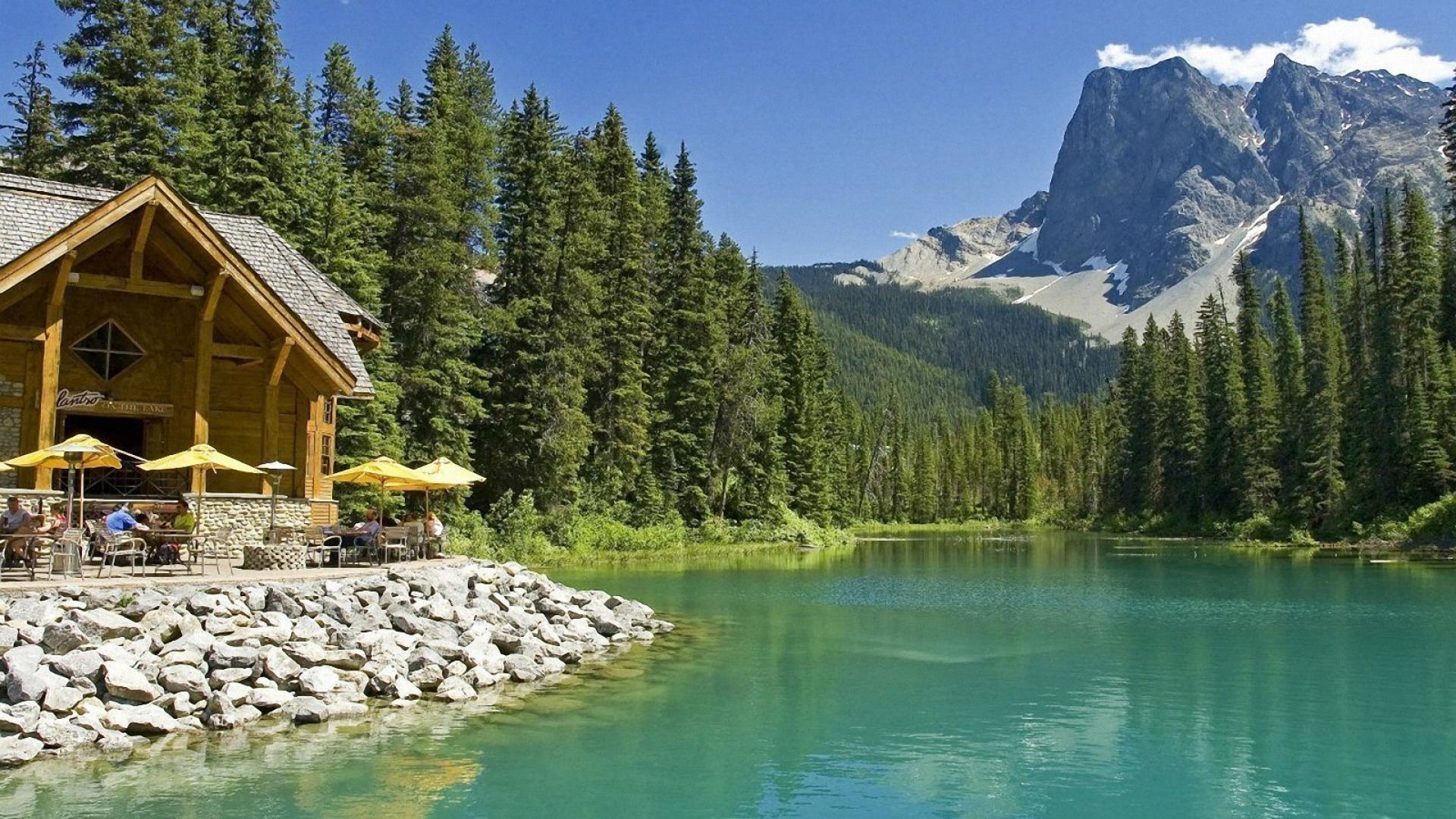 Great Outdoors, Canada  № 282123  скачать