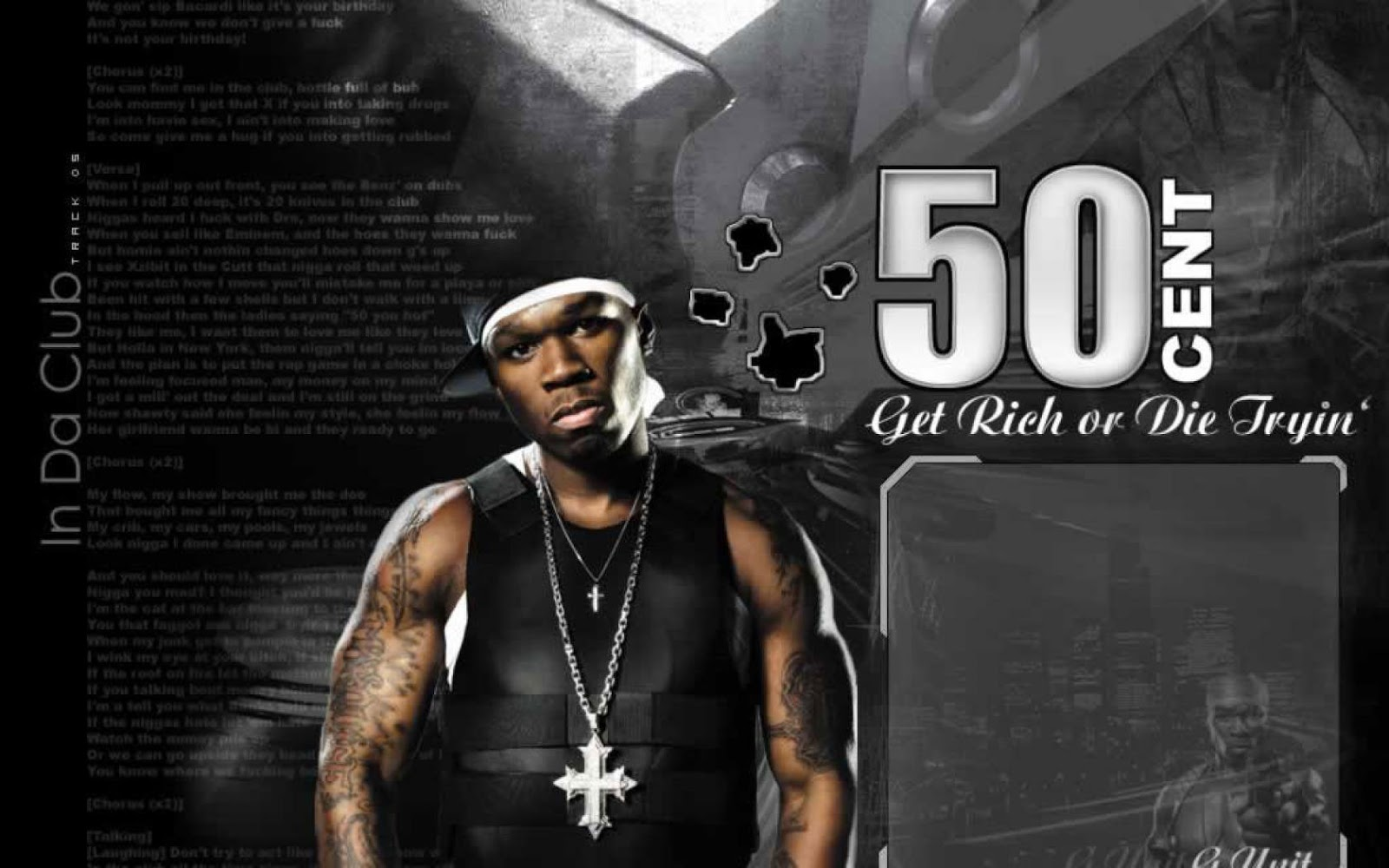 50 CENT HD WALLPAPERS HD WALLPAPERS 1600x1000