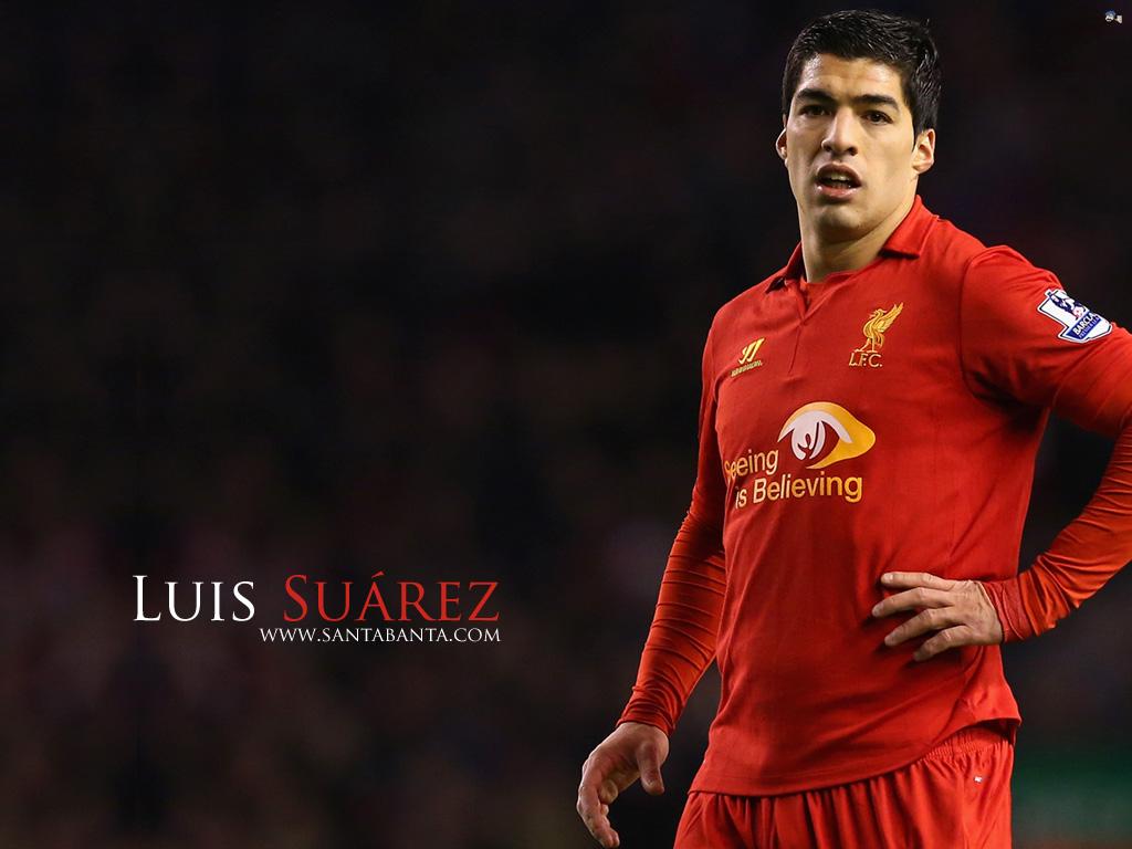 Luis Suarez 1024x768