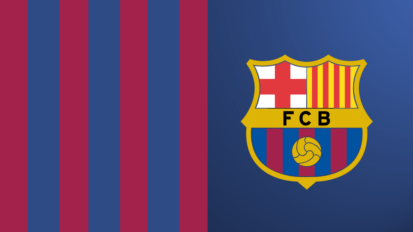 FC Barcelona Wallpapers 2016 1600x900