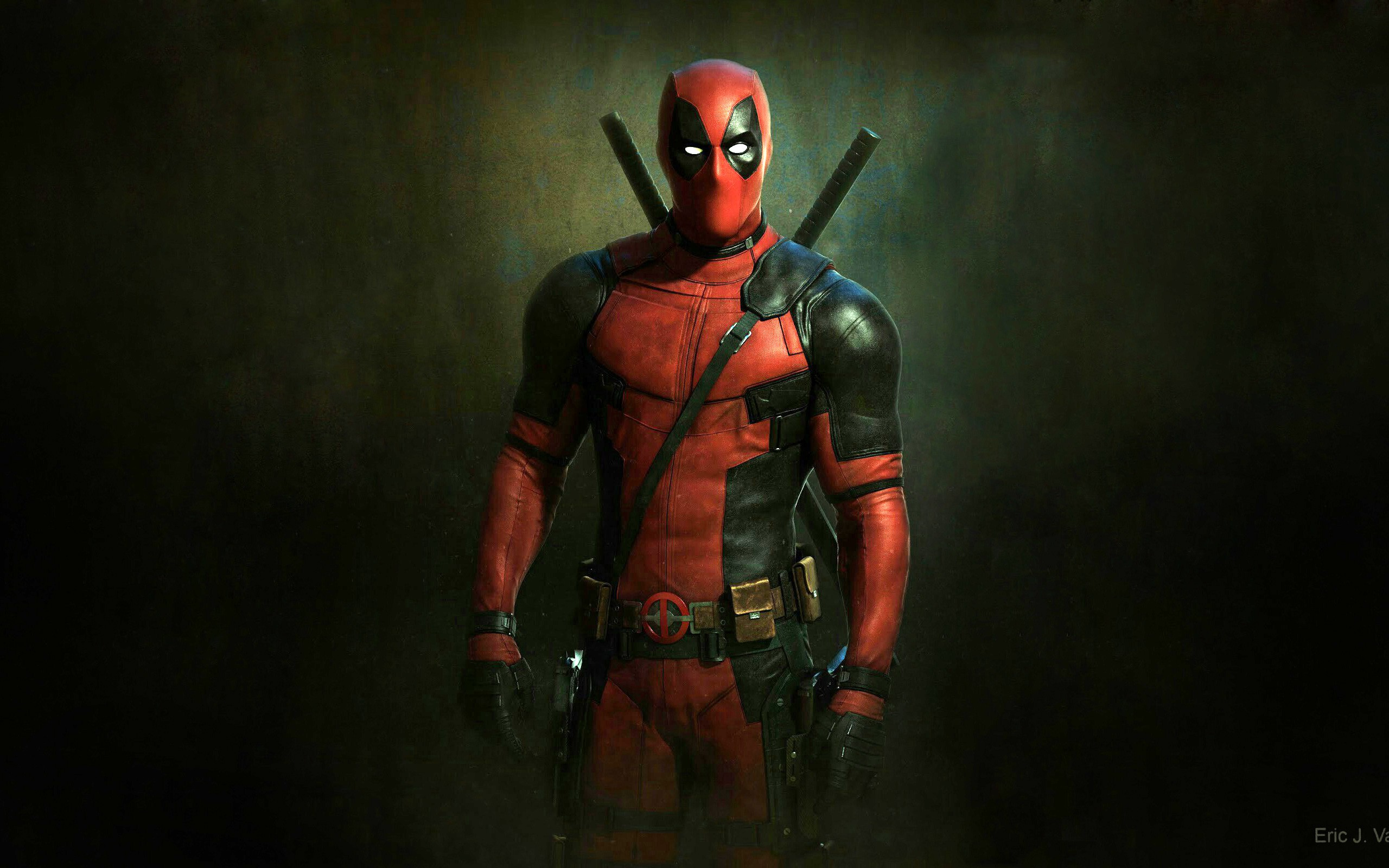 Deadpool 2016 Movie Wallpaper   New HD Wallpapers 2560x1600