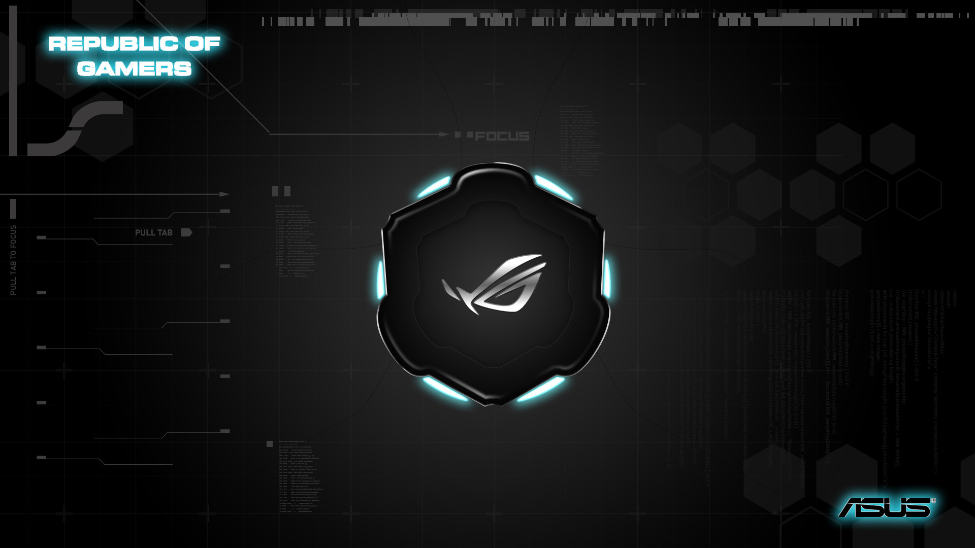 ROG Wallpaper Competition Winners Republic Of Gamers 1920x1080